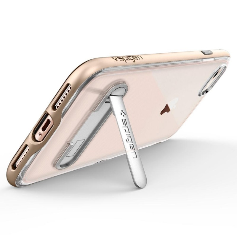Spigen Crystal Hybrid Case iPhone 8/7 Goud - 3