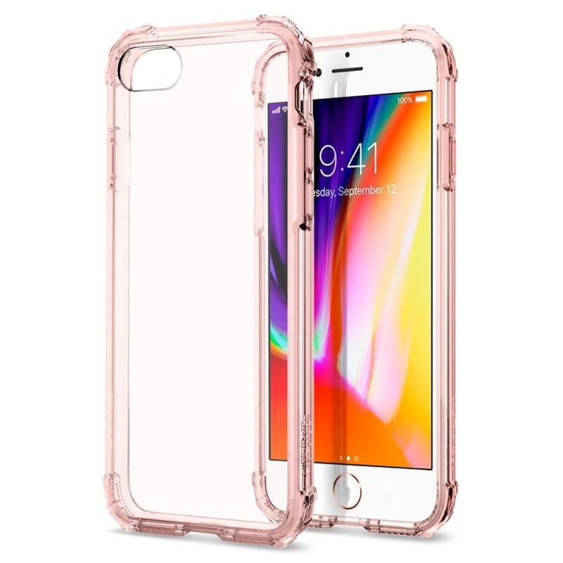 Spigen Crystal Shell iPhone 8/7 Rose Crystal - 1