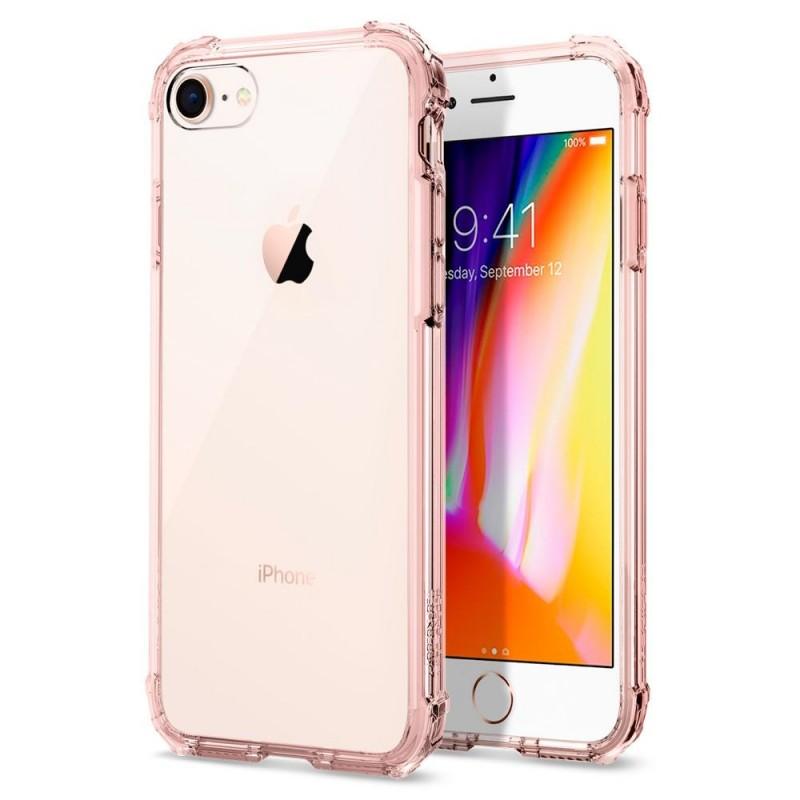 Spigen Crystal Shell iPhone 8/7 Rose Crystal - 2