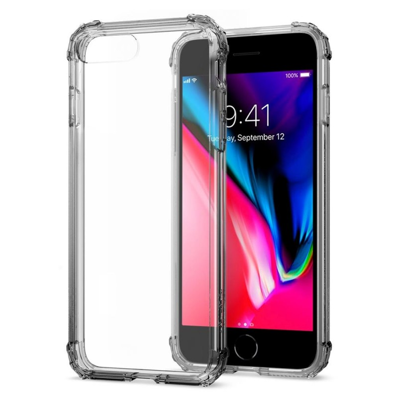 Spigen Crystal Shell iPhone 8 Plus/7 Plus Dark Crystal - 1