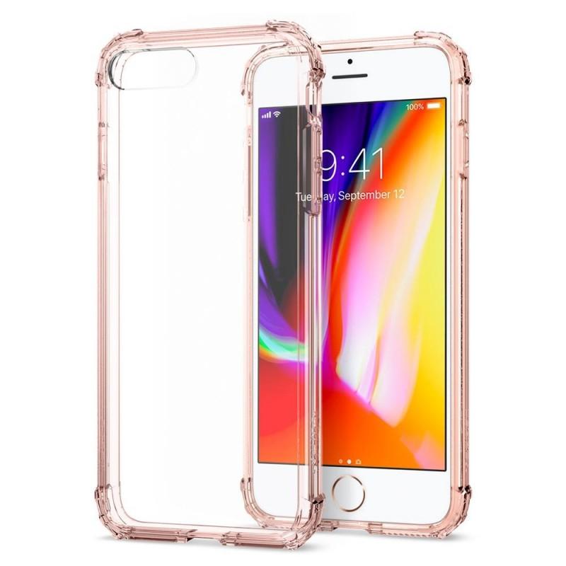 Spigen Crystal Shell iPhone 8 Plus/7 Plus Rose Crystal - 1