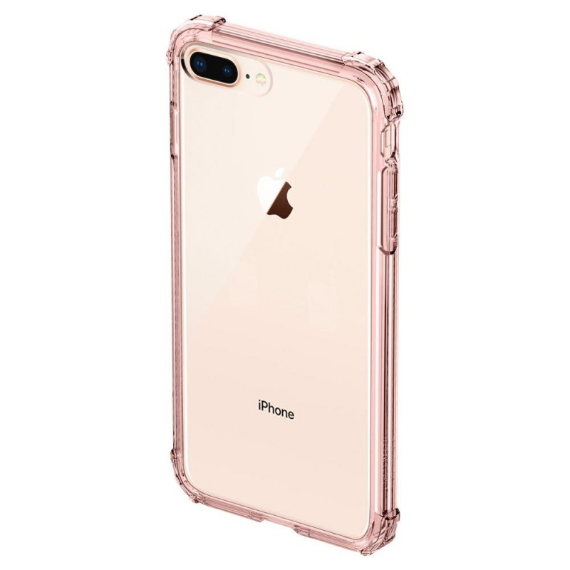 Spigen Crystal Shell iPhone 8 Plus/7 Plus Rose Crystal - 2