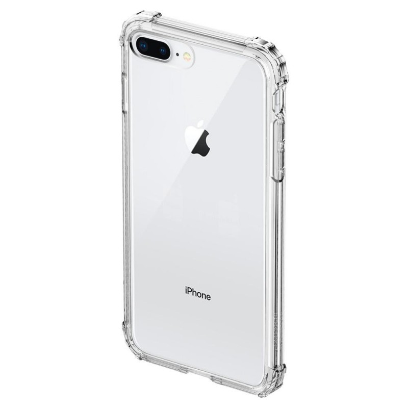 Spigen Crystal Shell iPhone 8 Plus/7 Plus Crystal Clear - 3