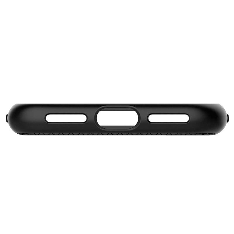 Spigen - Liquid Air Apple iPhone X/Xs hoes Black 08