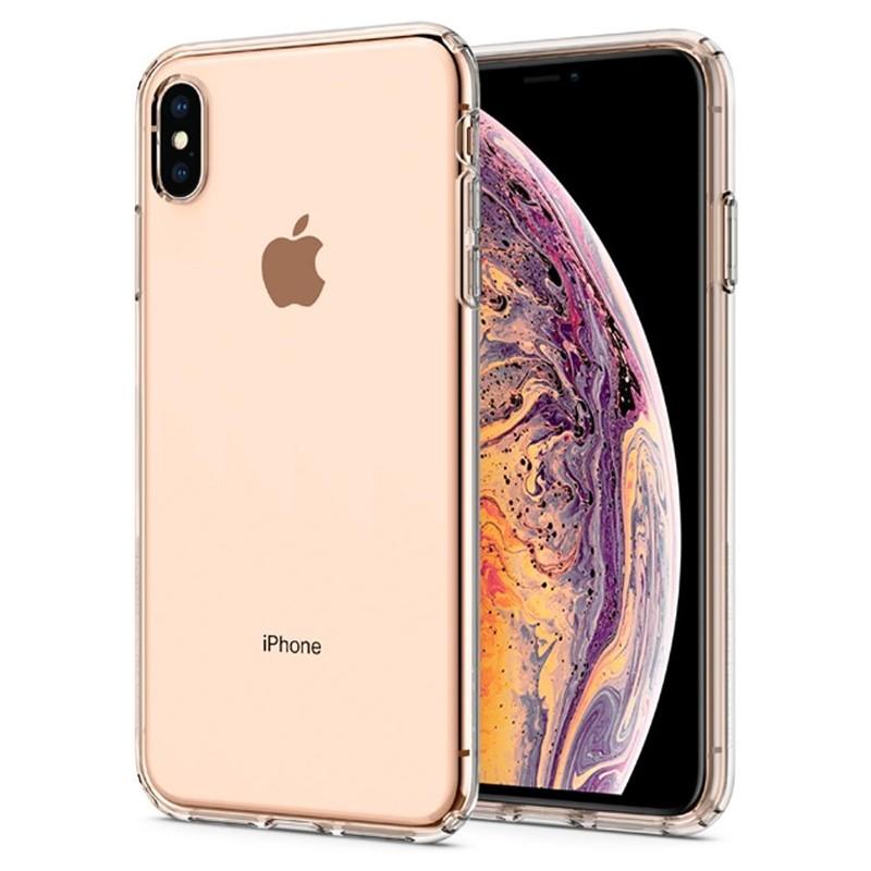 Spigen Liquid Crystal Case iPhone XS Max Clear 08