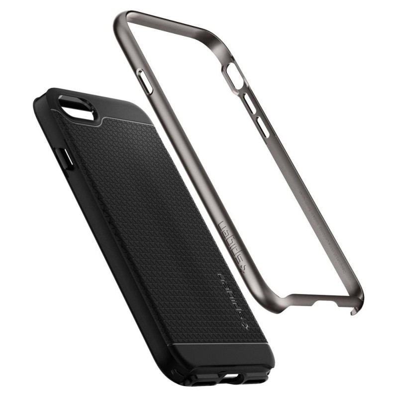 Spigen Neo Hybrid 2 Phone 8/7 Gunmetal - 2