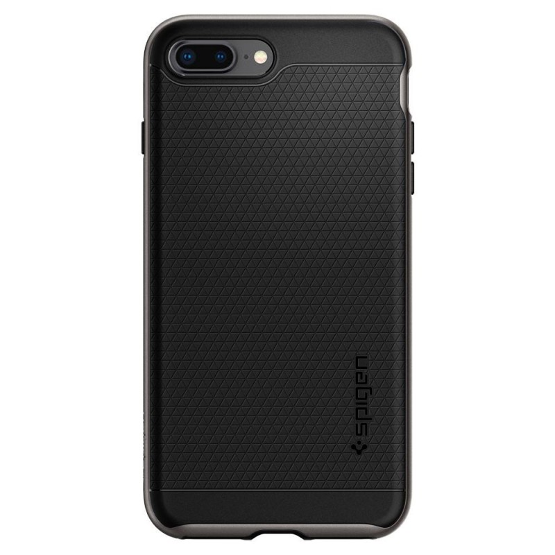 Spigen Neo Hybrid 2 Case iPhone 8 Plus/7 Plus Gunmetal - 5