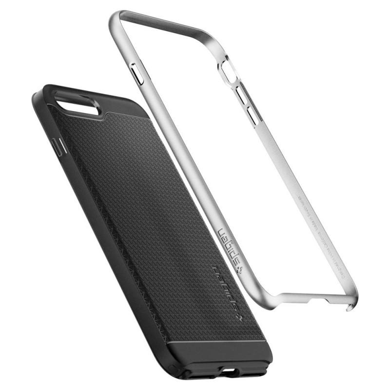 Spigen Neo Hybrid 2 Case iPhone 8 Plus/7 Plus Zilver - 2