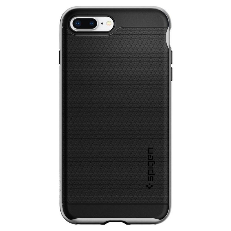 Spigen Neo Hybrid 2 Case iPhone 8 Plus/7 Plus Zilver - 6