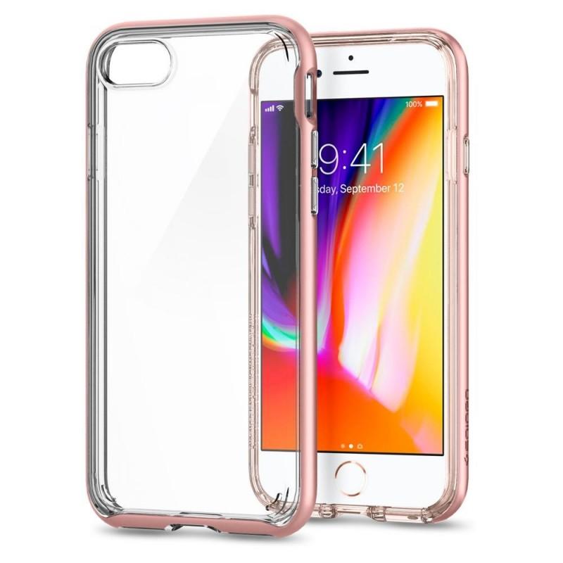 Spigen Neo Hybrid Crystal Phone 8/7 Rose Gold - 2