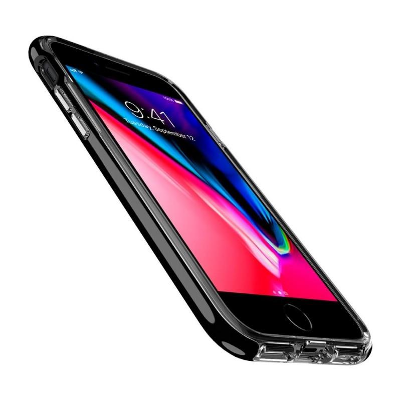 Spigen Neo Hybrid Crystal Phone 8/7 Zwart - 4