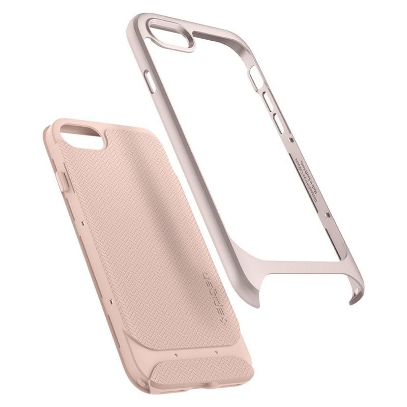 Spigen Neo Hybrid Herringbone Phone 8/7 Pale Dogwood - 2