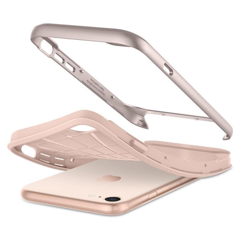 Spigen Neo Hybrid Herringbone Phone 8/7 Pale Dogwood - 4