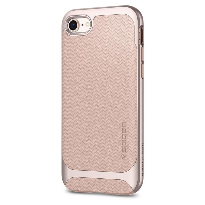 Spigen Neo Hybrid Herringbone Phone 8/7 Pale Dogwood - 5