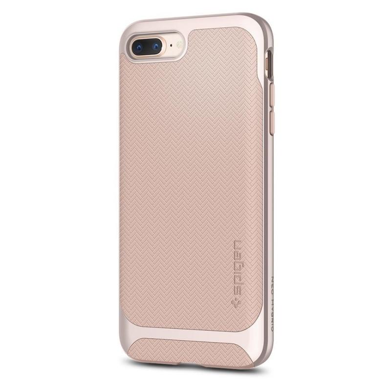 Spigen Neo Hybrid Herringbone iPhone 8 Plus/7 Plus Pale Dogwood - 6