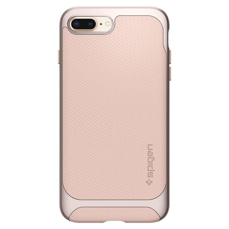 Spigen Neo Hybrid Herringbone iPhone 8 Plus/7 Plus Pale Dogwood - 7