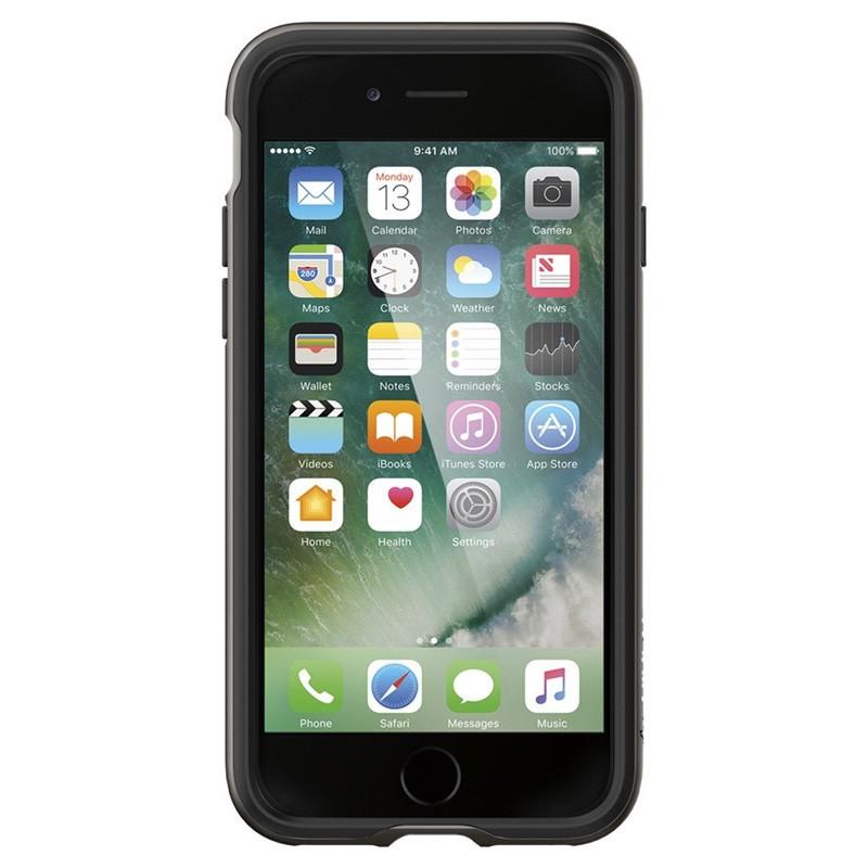 Spigen Neo Hybrid iPhone 7 Gunmetal/Black - 2