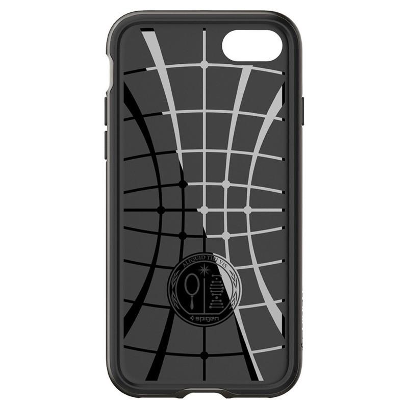 Spigen Neo Hybrid iPhone 7 Gunmetal/Black - 6