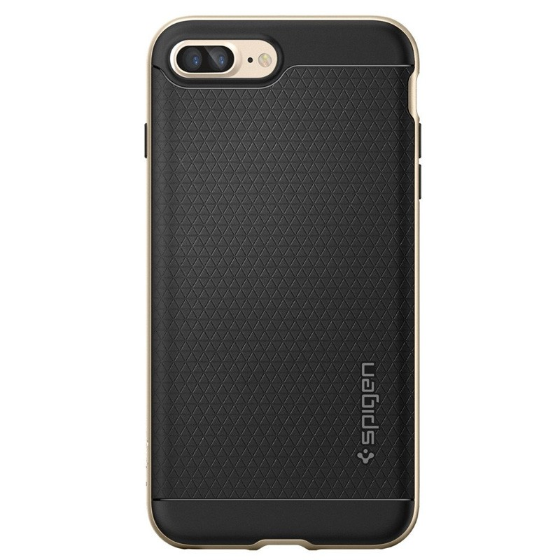 Spigen Neo Hybrid Case iPhone 7 Plus Champagne Gold/Black - 3
