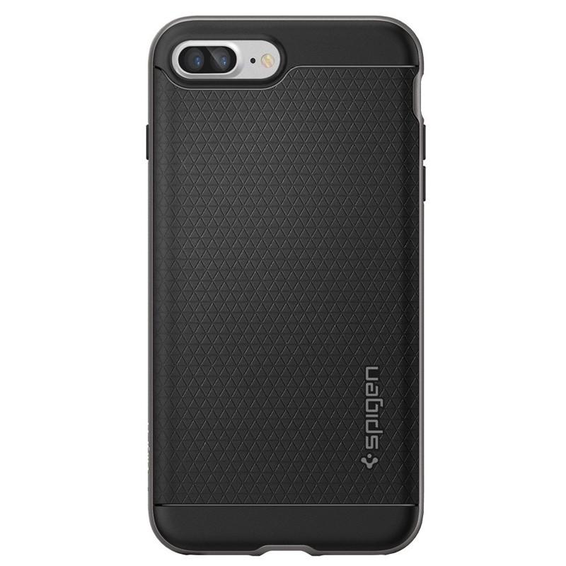 Spigen Neo Hybrid Case iPhone 7 Plus Gunmetal/Black - 3