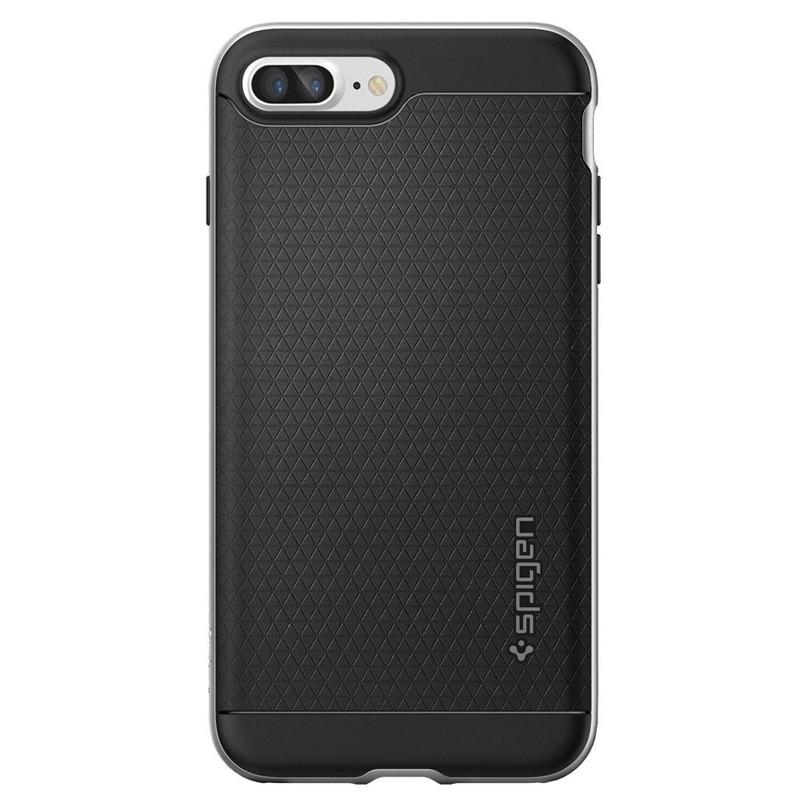 Spigen Neo Hybrid Case iPhone 7 Plus Silver/Black - 3