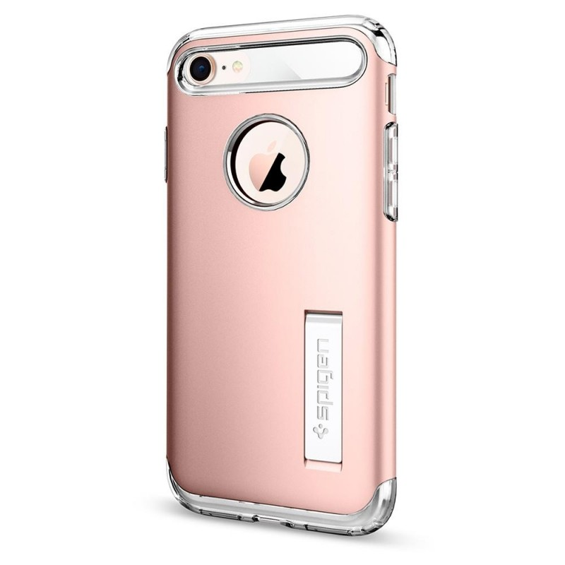 Spigen Slim Armor Case Phone 8/7 Roze - 5
