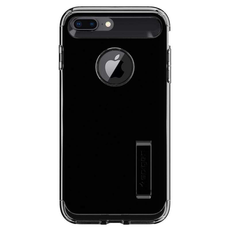 Spigen Slim Armor Case iPhone 8 Plus/7 Plus Git Zwart - 7