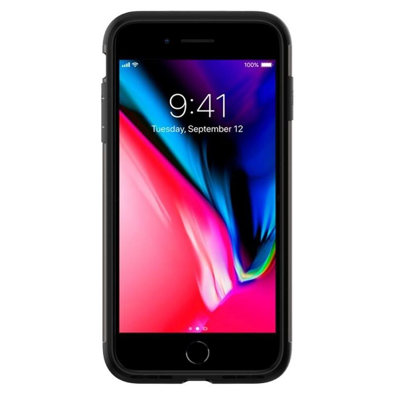 Spigen Slim Armor Case iPhone 8 Plus/7 Plus Gunmetal - 6
