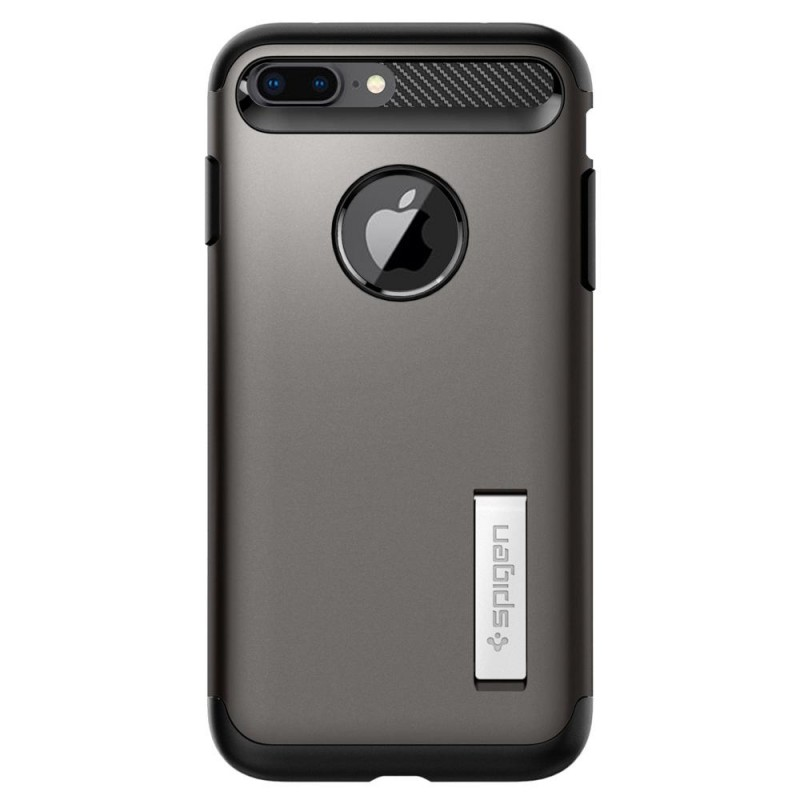 Spigen Slim Armor Case iPhone 8 Plus/7 Plus Gunmetal - 7