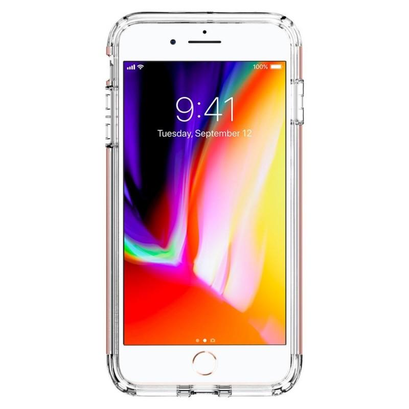 Spigen Slim Armor Case iPhone 8 Plus/7 Plus Roze - 5