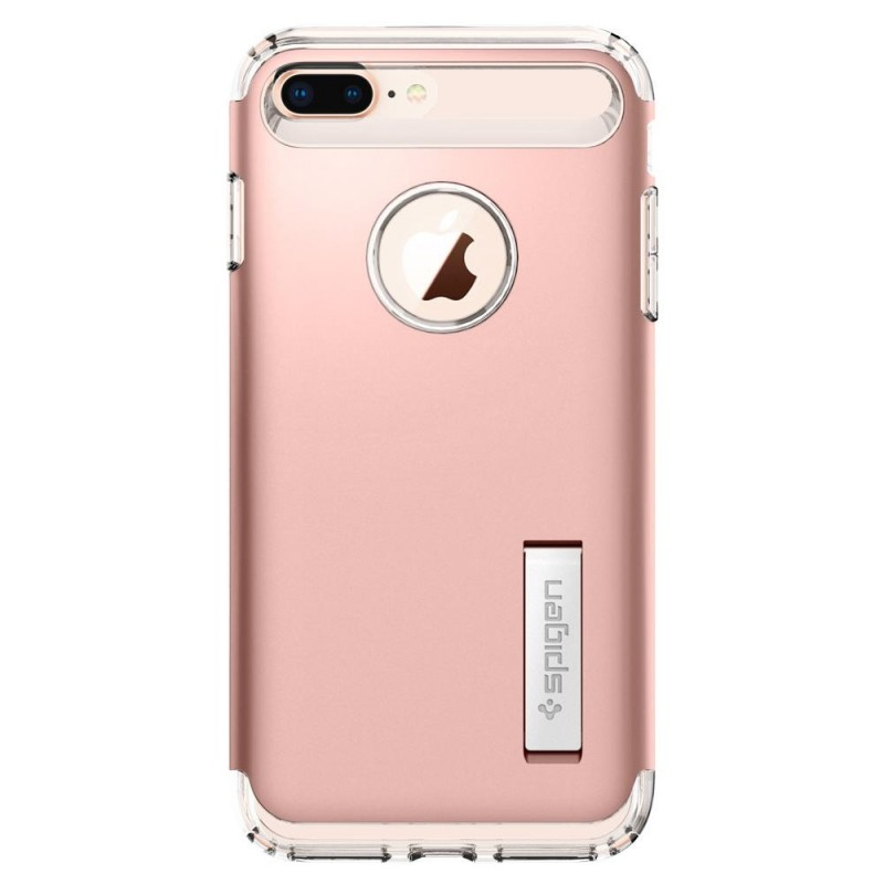 Spigen Slim Armor Case iPhone 8 Plus/7 Plus Roze - 7