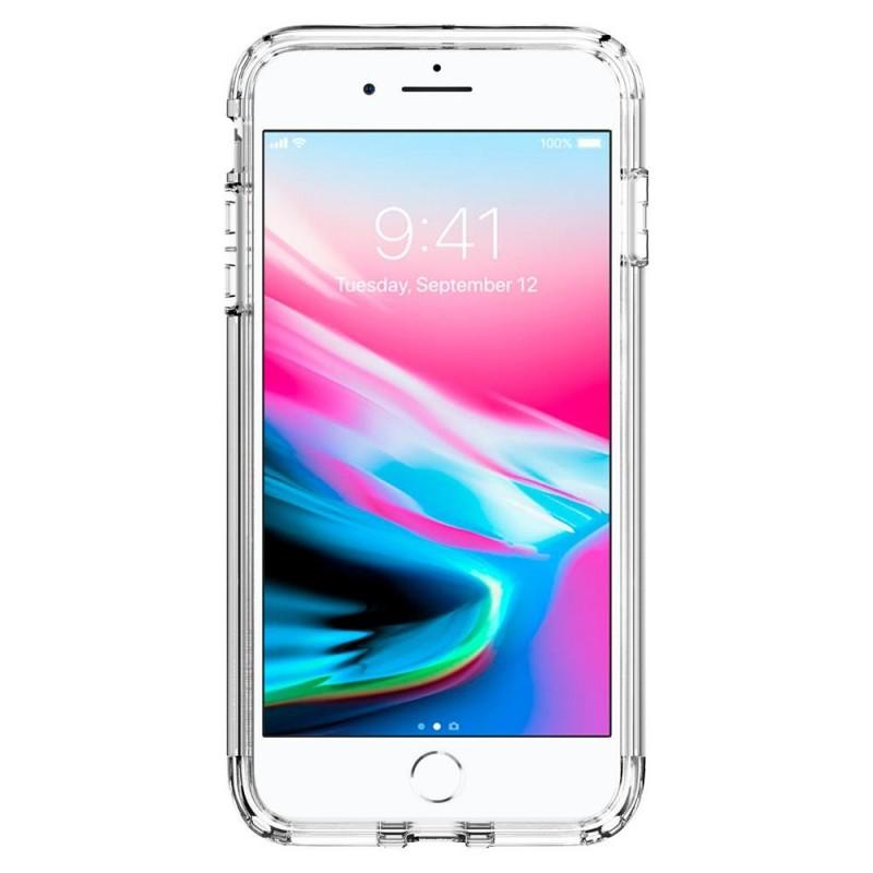 Spigen Slim Armor Case iPhone 8 Plus/7 Plus Zilver - 5