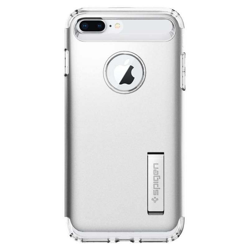 Spigen Slim Armor Case iPhone 8 Plus/7 Plus Zilver - 7