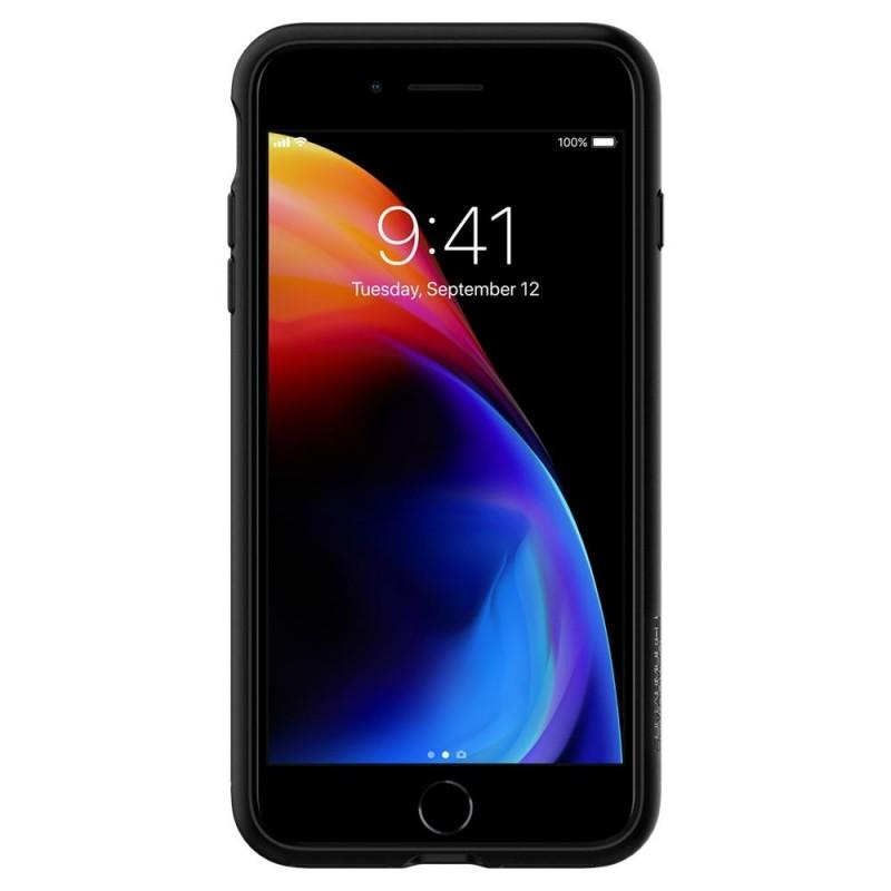 Spigen Slim Armor CS iPhone 8 Plus/7 Plus Rood - 3