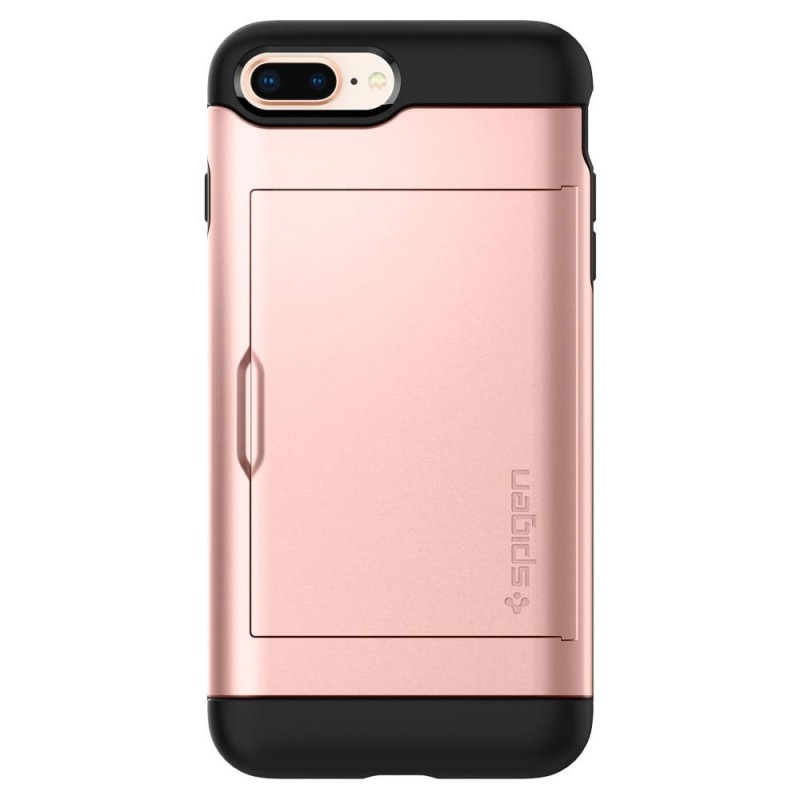 Spigen Slim Armor CS iPhone 8 Plus/7 Plus Rose Goud - 6