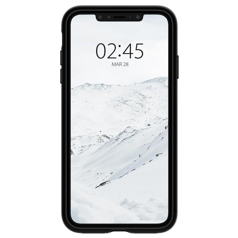 Spigen Slim Armor CS iPhone XS Max Hoesje Roze 06