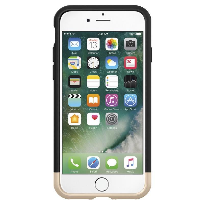 Spigen Style Armor Case iPhone 7 Black/Gold - 2