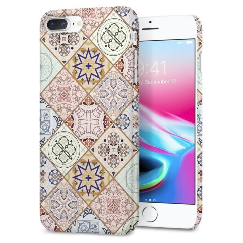 Spigen Thin Fit Arabesque Case iPhone 8 Plus/7 Plus - 1