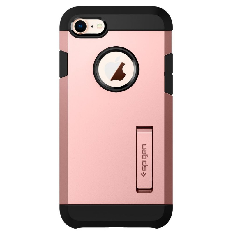 Spigen Tough Armor 2 iPhone 8/7 Hoesje Roze - 4