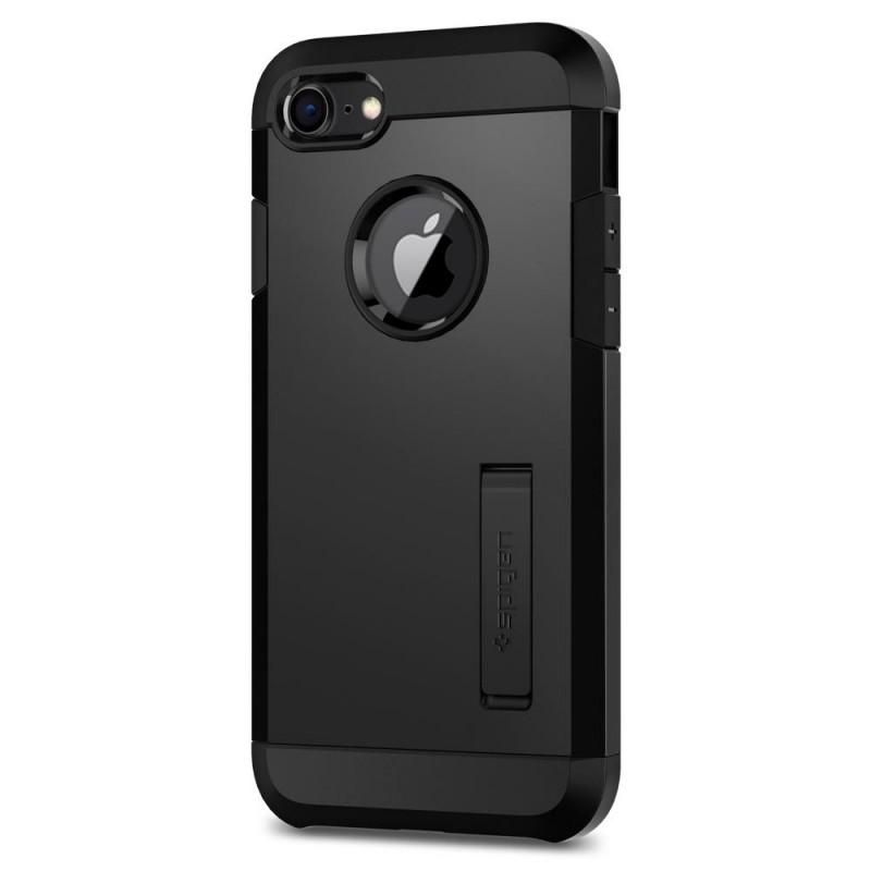 Spigen Tough Armor 2 iPhone 8/7 Hoesje Zwart - 5