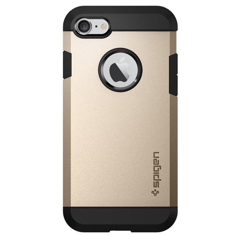 Spigen Tough Armor Case iPhone 7 Champagne Gold - 2