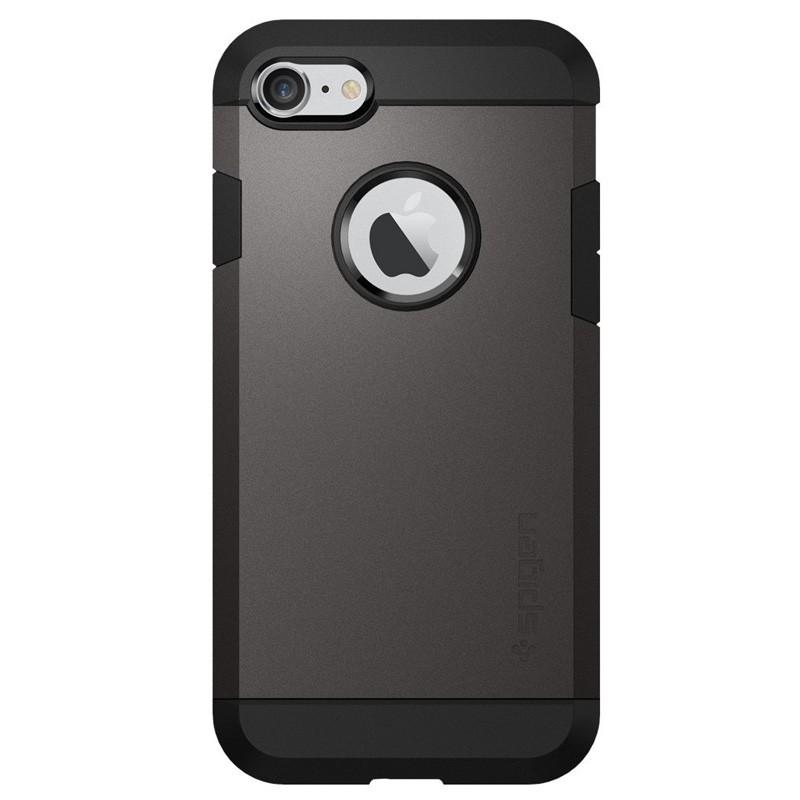 Spigen Tough Armor Case iPhone 7 Gunmetal - 2