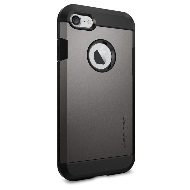 Spigen Tough Armor Case iPhone 7 Gunmetal - 3