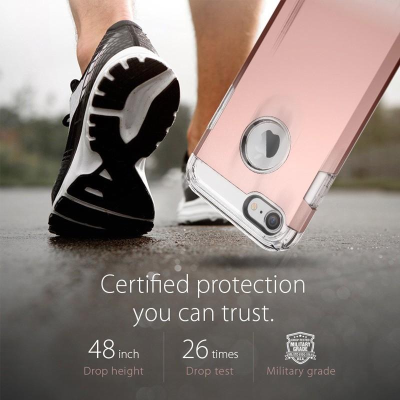 Spigen Tough Armor Case iPhone 7 Rose Gold - 5