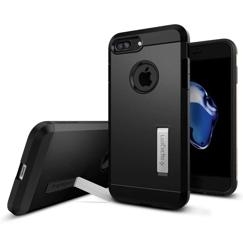 Spigen Tough Armor Case iPhone 7 Plus Black - 1