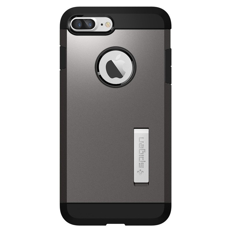 Spigen Tough Armor Case iPhone 7 Plus Gunmetal - 2