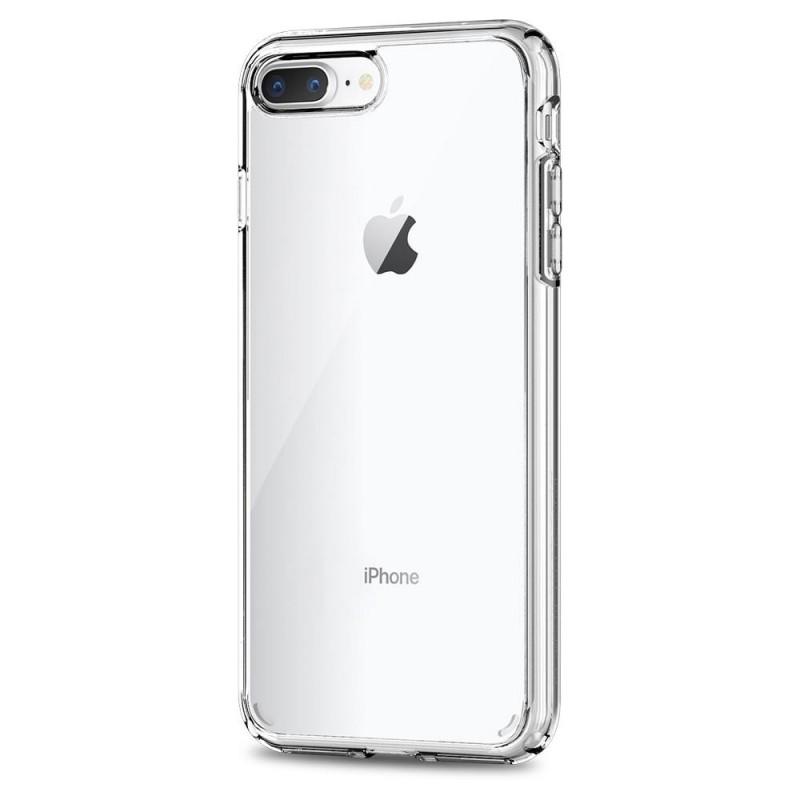 Spigen Ultra Hybrid 2 Case  iPhone 8 Plus/7 Plus Transparant - 3