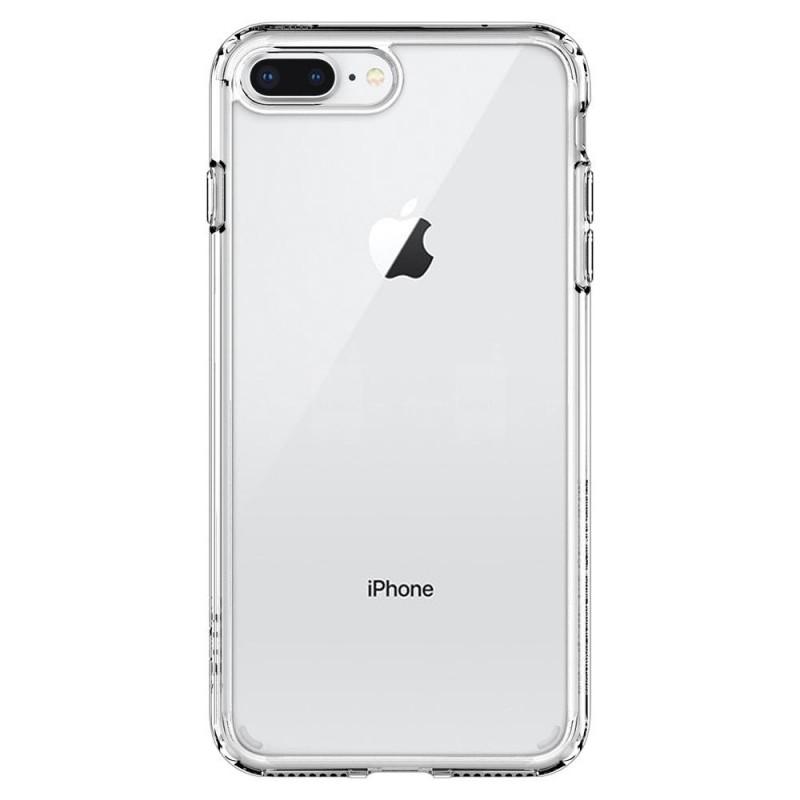 Spigen Ultra Hybrid 2 Case  iPhone 8 Plus/7 Plus Transparant - 6