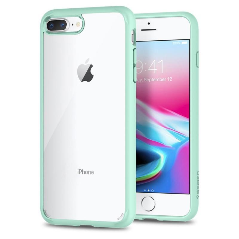 Spigen Ultra Hybrid 2 Case iPhone 8 Plus/7 Plus Mint - 1