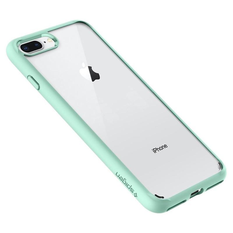 Spigen Ultra Hybrid 2 Case iPhone 8 Plus/7 Plus Mint - 3